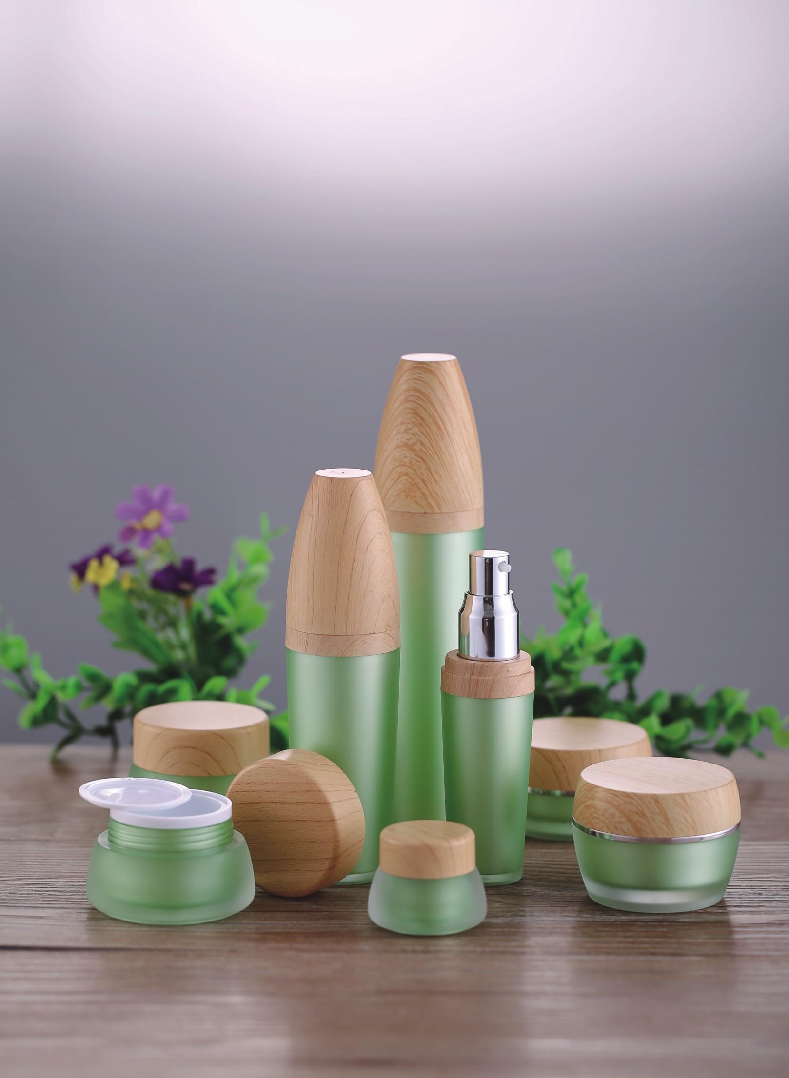 RL02导弹系列膏霜乳液瓶化妆品包装套装
