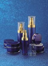 RL07倒角系列膏霜乳液瓶化妆品包装套装