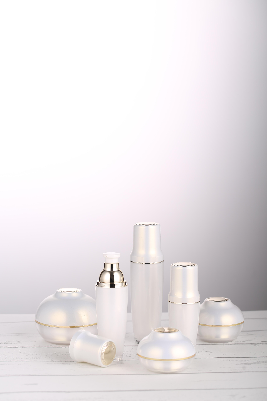 RL29碗型系列膏霜乳液瓶化妆品包装套装